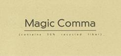 MAGIC COMMA