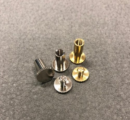 Book Binding Screws