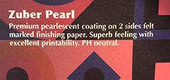 ZUBER PEARL